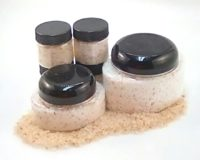 Peppermint Bath Salt - Vegan & Organic