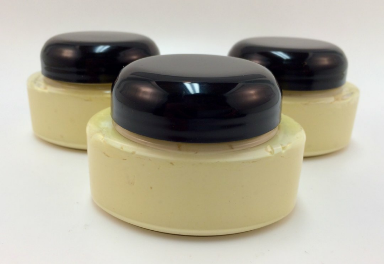 Whipped Body Butters - Lemon, Vegan, & Organic