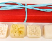 Unscented Mini Soaps Gift Set